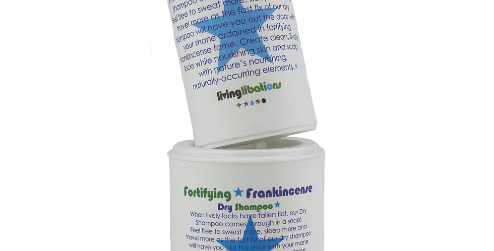 Frankincense Torr Shampo 50 ml