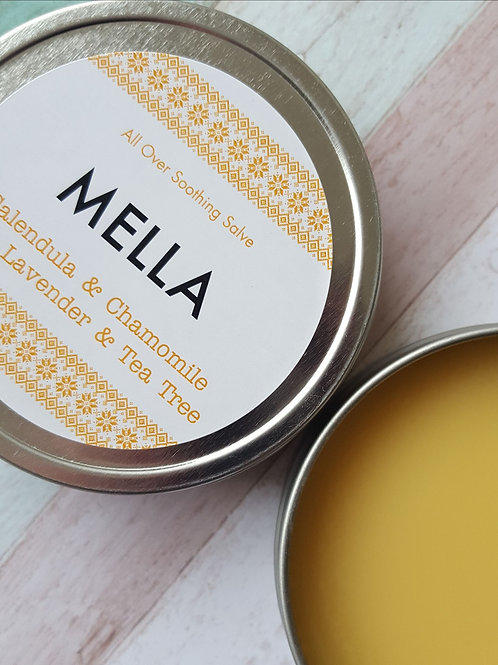 All over soothing salve by MELLA handmade soap
