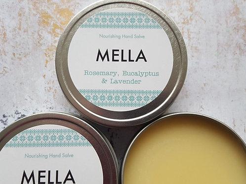 Nourishing Hand Salve by MELLA handmade soap