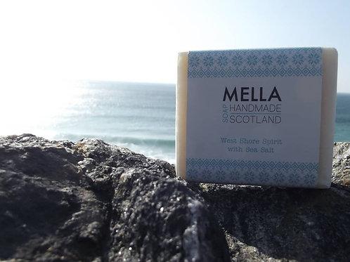 West Shore Spirit Sea Salt Bar by Mella