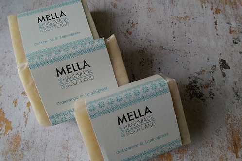Cedarwood and Lemongrass by Mella