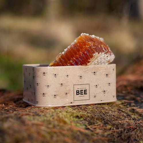Scottish Heather Honeycomb by the Scottish Bee Company