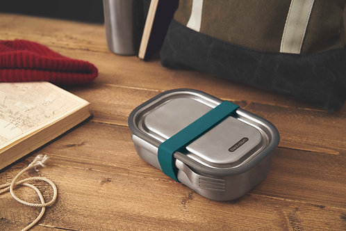Stainless Steel Lunchbox Large by Black+Blum London