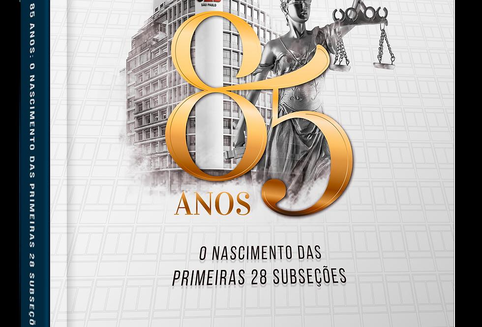 OAB SP - 85 Anos | Migalhas Books
