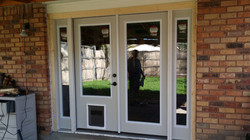 French Door with 2 Sidelites