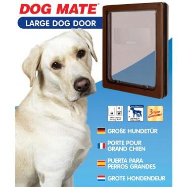 Basic Dog Mate Brand Pet Door