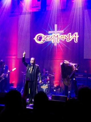OZZMANIA Live