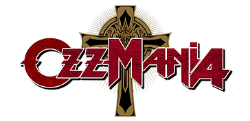 OZZMANIA LOGO 2018 red leather.gold cros