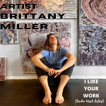 Artist Brittany Miller