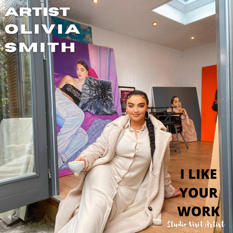 Artist Olivia Smith