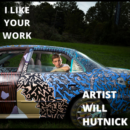 The Process of Reinvention: Music, Pattern, and Queering the Landscape with Artist Will Hutnick