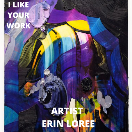 Taking the Leap to Become a Full-Time Artist & Leaning Into the Process of Painting with Erin Loree