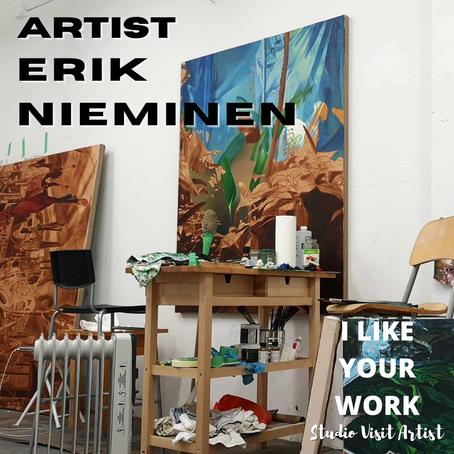 Artist Erik Nieminen