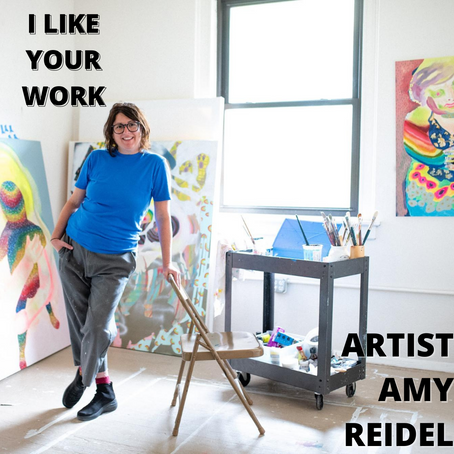 Being an Ally, Mombies, and Reclaiming the Personal: The Inventive Work of Amy Reidel