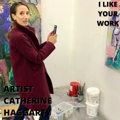The Work Doesn't Stop When You Leave: Artist Catherine Haggarty