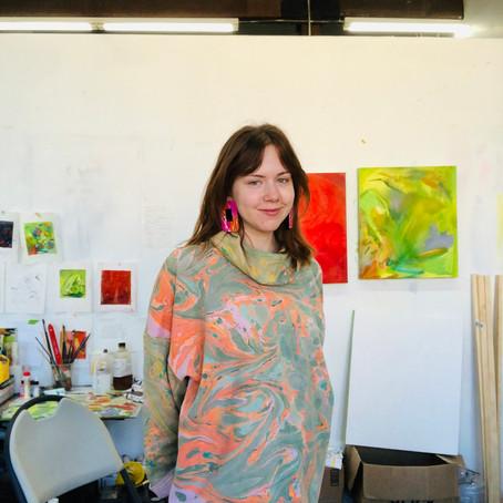 Artist Emily Tripp