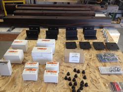 Custom Table Hardware
