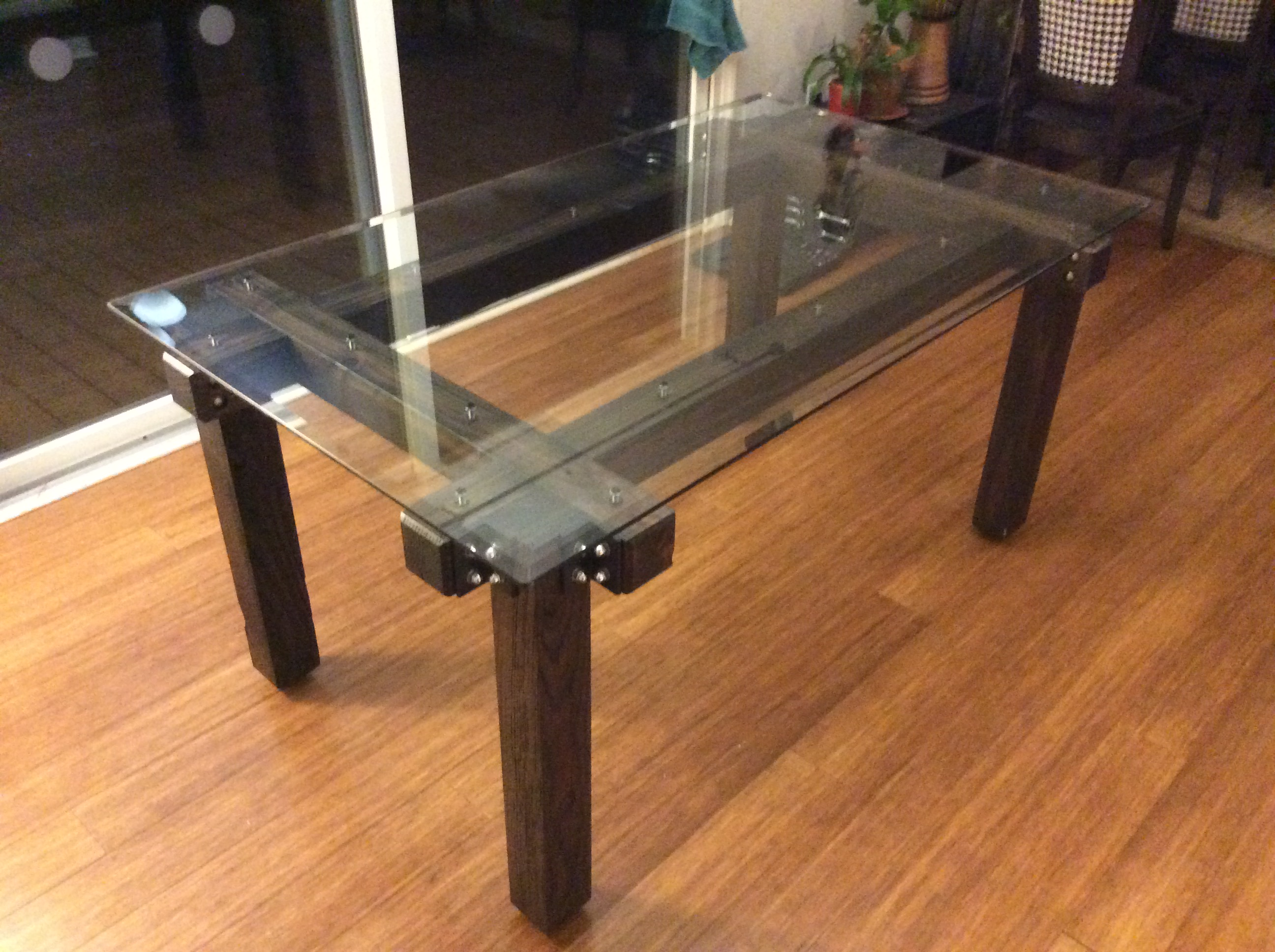 Custom Table w/o chairs