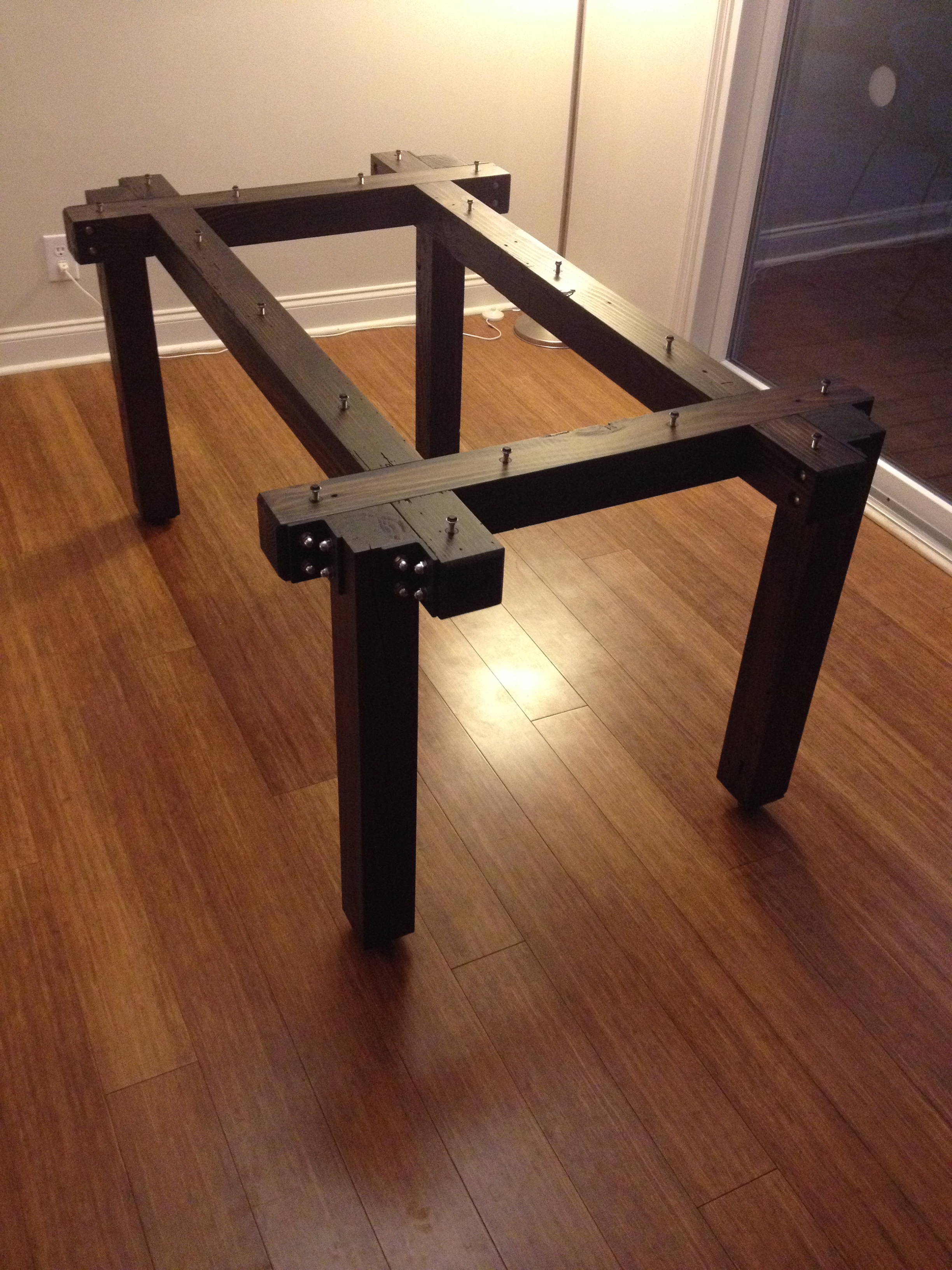 Custom Table 1 W/O Glass 2