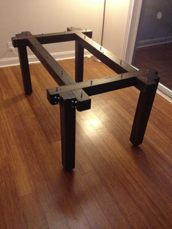 Custom Table 1 W/O Glass 2