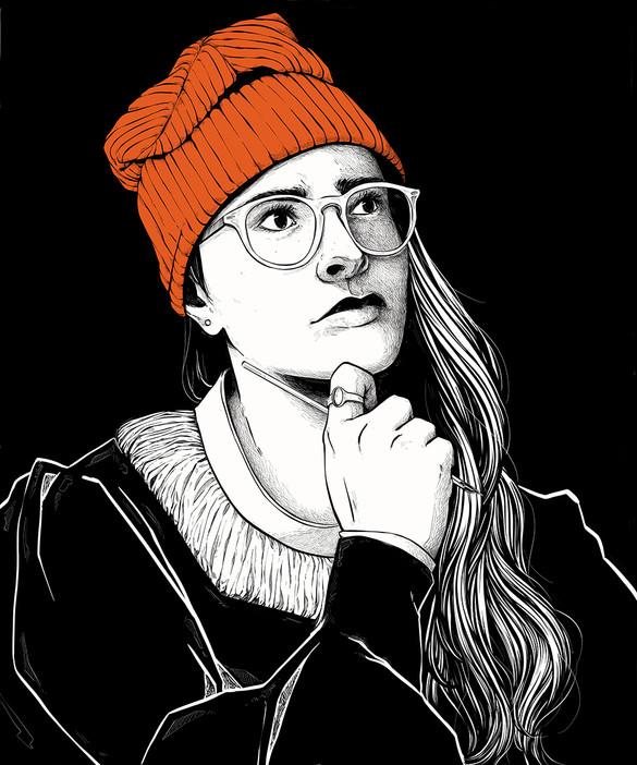 Portrait of a Writer