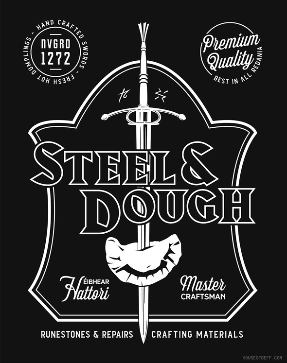Steel & Dough