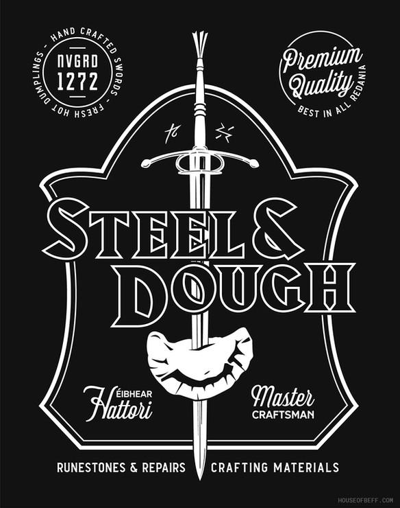 Steel & Dough