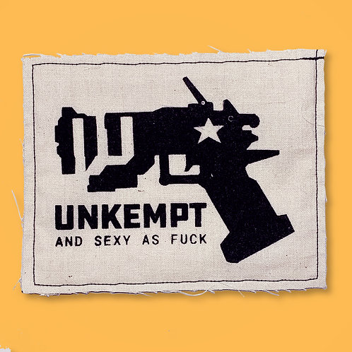 Unkempt Herald Vintage Patch
