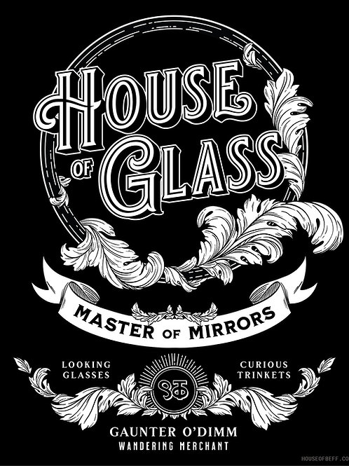 House of Glass - Merchants of the Continent Art Print