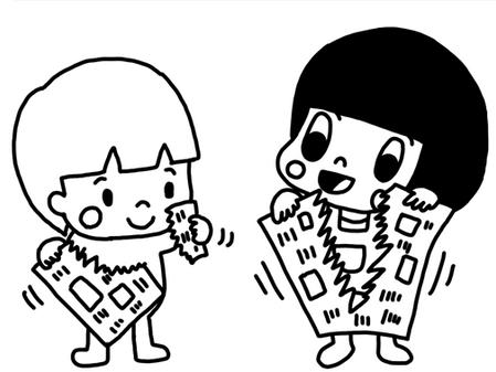 【保育士が教える】⑫のびゆけ新聞紙!(特別編)