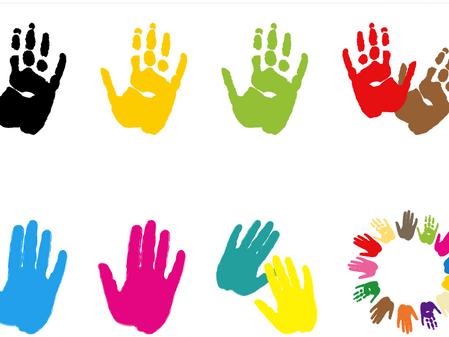 【こどもの日】おしゃれに残す「手形アート」「足型アート」(番外編)
