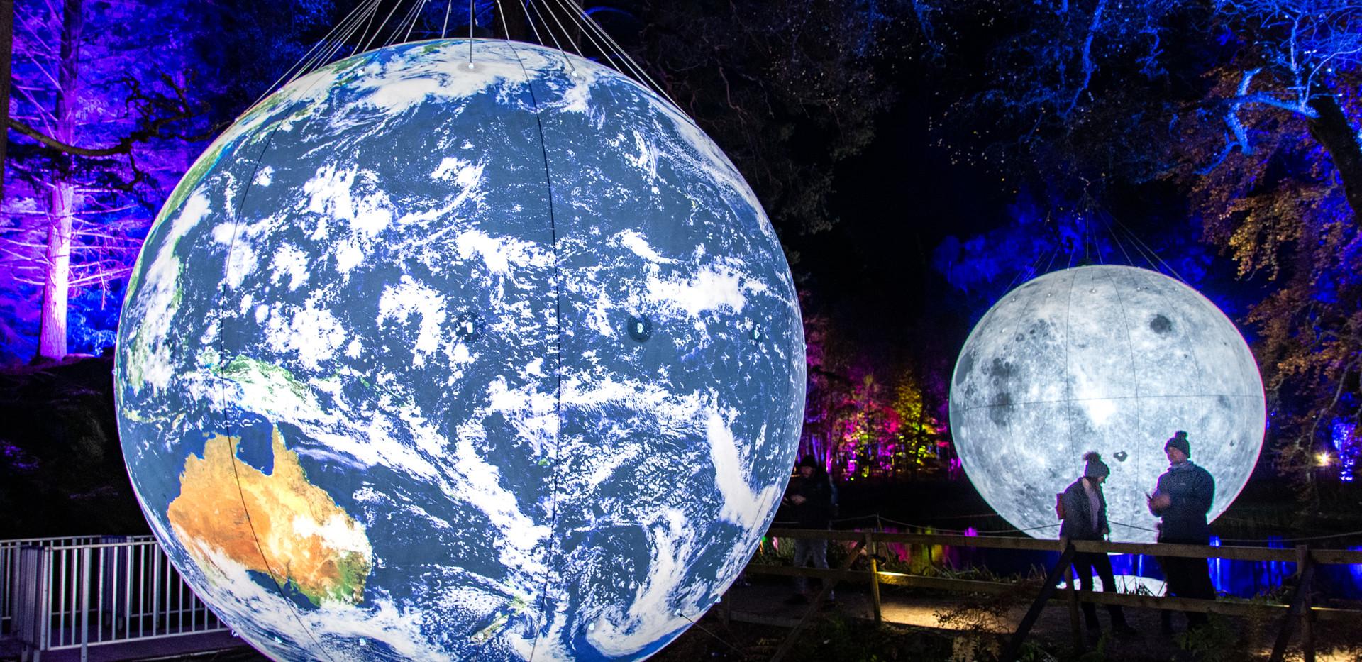 TheEnchantedForest2019CosmosEarth&Moon