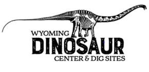 Wyoming Dinosaur Center logo