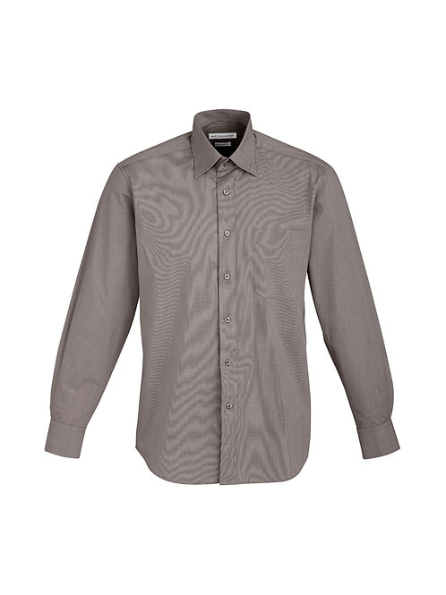 Men's Chevron Shirt - Biz Collection