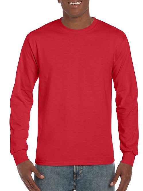 Gildan® Ultra Cotton™  Adult Long Sleeve T-Shirt