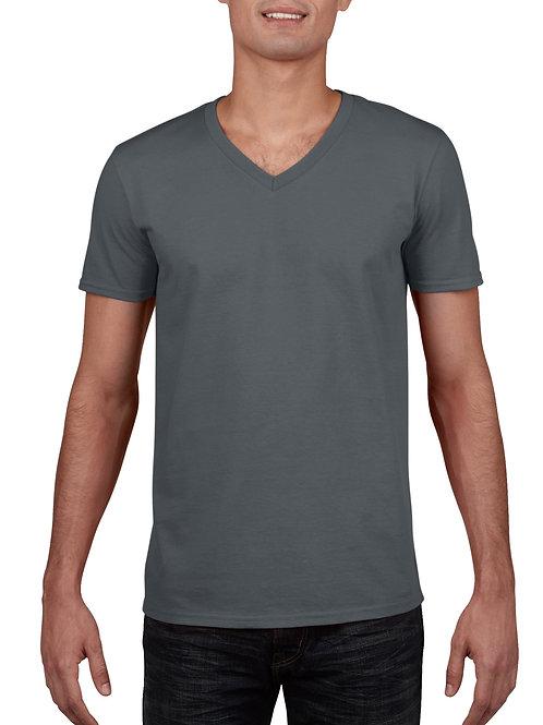 Gildan Softstyle®  Adult V-Neck T-Shirt