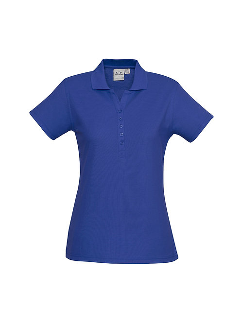 Ladies Crew Polo - Biz Collection