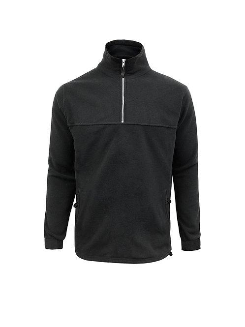 Men's Heavy Weight 1/2 Zip Winter Fleece - Biz Collection