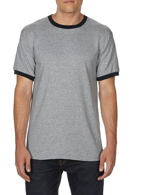 Gildan® DryBlend™  Adult Ringer T-Shirt