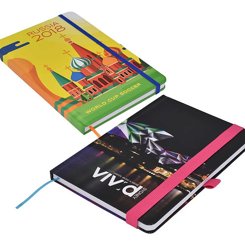 Designa Full Colour Matt Notebook A5 Air