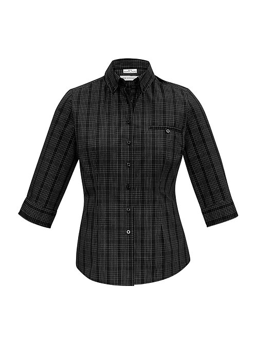 Ladies Harper 3/4 Shirt - Biz Collection