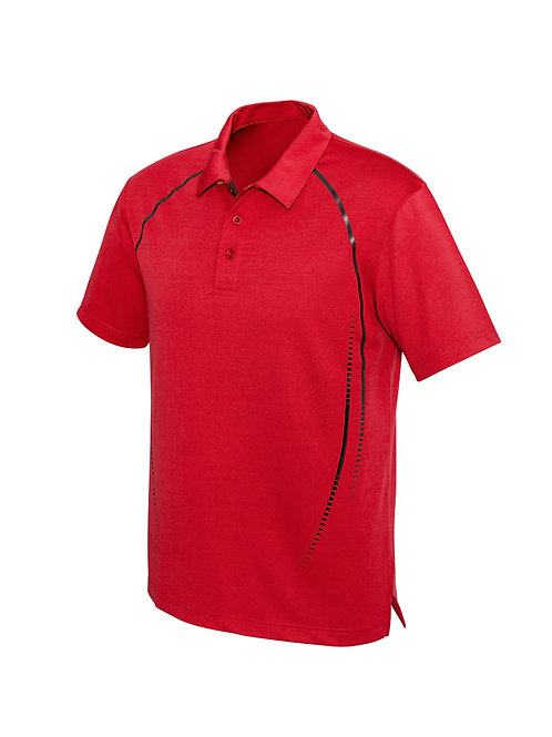 Men's Cyber Polo - Biz Collection