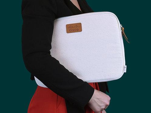 """Calico 13"""" Laptop Sleeve 24cm x33cm x3cm"""