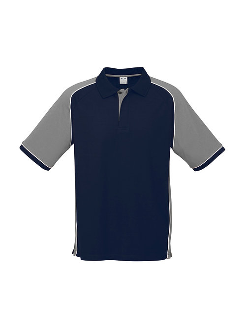 Men's Nitro Polo - Biz Collection
