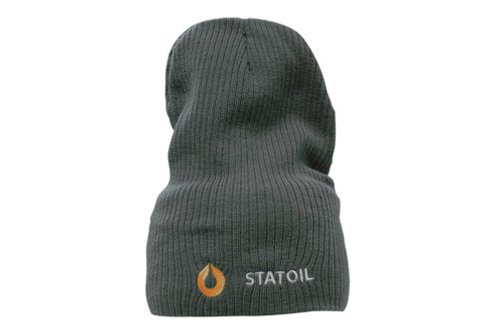 Snood Cable Knit Beanie - Toque