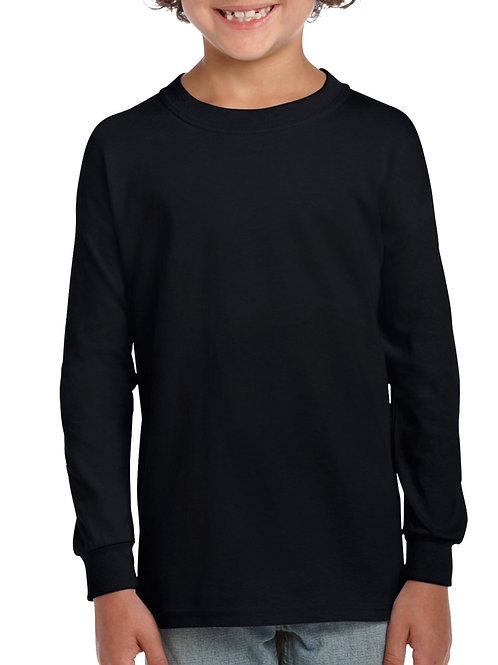Gildan® Ultra Cotton™  Youth Long Sleeve T-Shirt