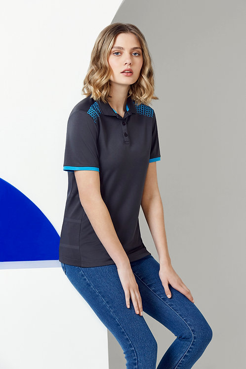 Ladies Galaxy Polo - Biz Collection