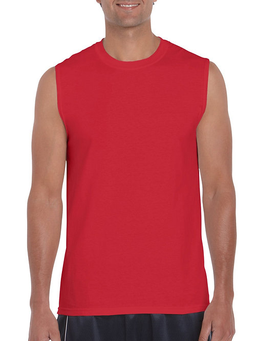 Gildan® Ultra Cotton™  Adult Sleeveless T-Shirt