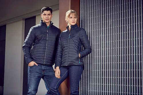 Men's Expedition Quilted Jacket - Biz Collection