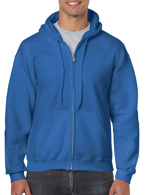 Gildan® Heavy Blend™  Adult Full Zip Hooded Sweatshirt
